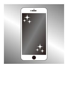 アイフォン ガラスコーティング