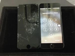 iphone6s gamen broken 190522