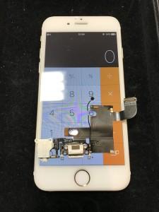 iPhone6 ドックコネクタ修理
