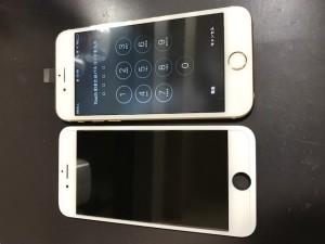 iPhone6s 画面破損210321