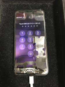 iPhone7と交換したドックコネクタ