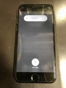 画面が動かなくなったiPhone6