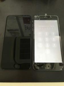 タッチ不良のiPhone6Plus