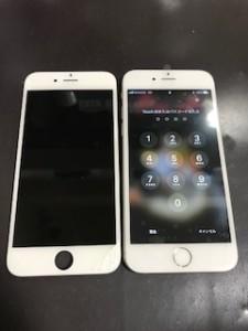 タッチ病のiPhone6