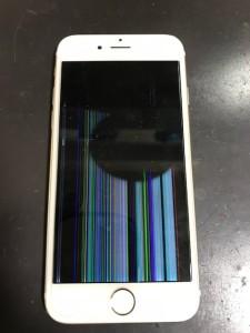液漏れしたiPhone6