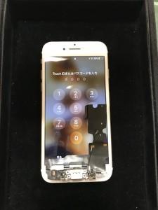 iPhone7ドックコネクタ修理