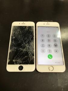 iPhone6液晶画面修理