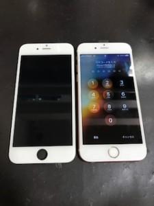 iPhone6s液晶画面修理