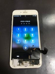iPhone6sドックコネクタ修理
