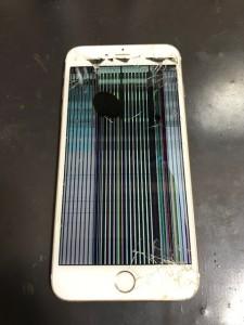 液漏れしたiPhone6sPlus