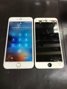 Phone6sPlus 液晶画面修理
