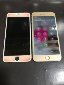 iPhone6Plus 液晶画面修理