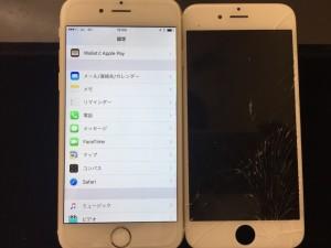 アイフォン6 画面交換