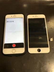 iPhone7 液晶画面修理
