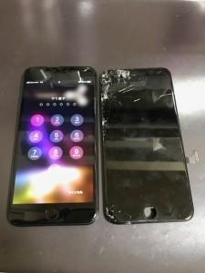 iPhone8Plus 液晶画面修理