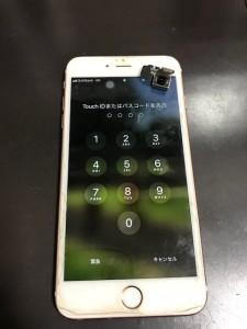 iPhone6sPlus カメラ修理