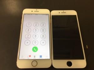 液晶故障 iPhone7