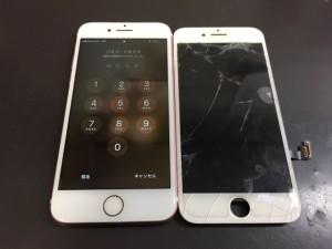 アイフォーン7 画面修理