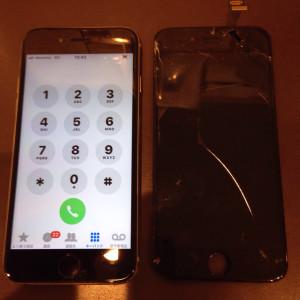 アイフォン6 画面修理
