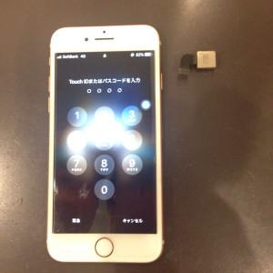 iPhone7のカメラ修理後