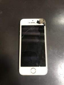 iPhone5s 液晶画面修理