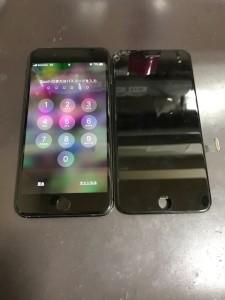 iPhone8Plus 画面割れ修理