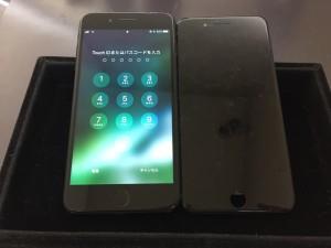 iPhone7Plus画面修理