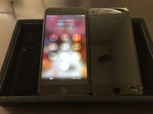 アイフォン7Plus画面修理