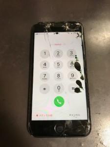 液晶不良iPhone7