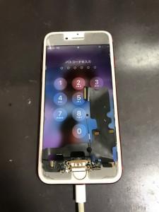 iPhone7 ドックコネクタ修理
