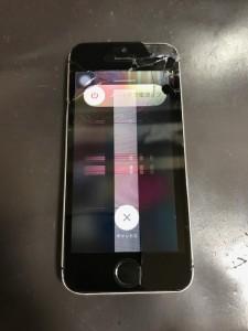 iPhoneSE 液晶画面修理