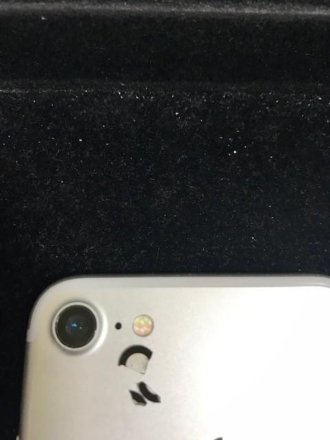 iPhone7カメラレンズ