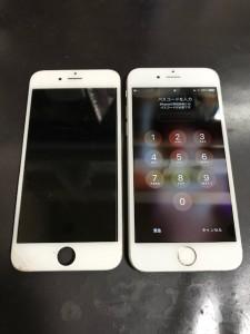 iPhone6 液晶パネル交換