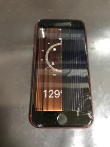 iPhone8液晶不良
