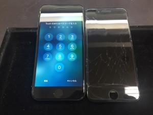 アイフォン7液晶画面修理
