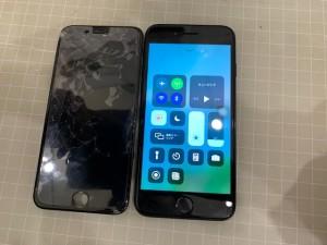 iphone7 screen broken 190703