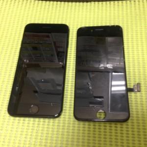 iphoneSE2 画面割れ
